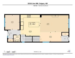 Photo 34: 3518 8 Avenue SW in Calgary: Spruce Cliff Semi Detached for sale : MLS®# C4278128