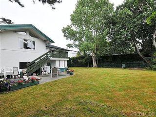 Photo 20: 2041 Allenby St in VICTORIA: OB Henderson House for sale (Oak Bay)  : MLS®# 615714