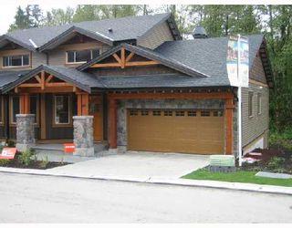 """Photo 1: 49 24185 106B Avenue in Maple_Ridge: Albion 1/2 Duplex for sale in """"TRAILS EDGE"""" (Maple Ridge)  : MLS®# V739483"""