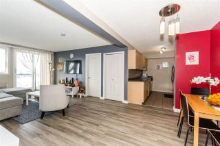Photo 2: 705 10303 105 Street in Edmonton: Zone 12 Condo for sale : MLS®# E4226593