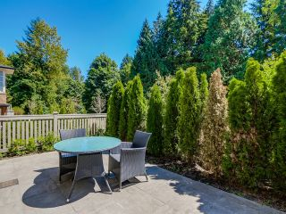 Photo 14: # 1 1125 KENSAL PL in Coquitlam: New Horizons Townhouse for sale : MLS®# V1130701