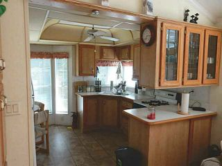 """Photo 1: 56 2170 PORT MELLON Highway in Gibsons: Gibsons & Area Manufactured Home for sale in """"Langdale Heights RV Park & Par 3 Golf Resort"""" (Sunshine Coast)  : MLS®# V1134753"""