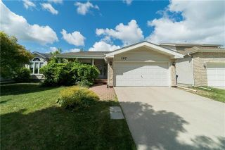 Photo 1: 107 Garwick Cove | Southdale Winnipeg