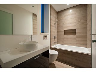 """Photo 5: 1125 W CORDOVA Street in Vancouver: Coal Harbour Townhouse for sale in """"HARBOUR GREEN 3"""" (Vancouver West)  : MLS®# V1041476"""
