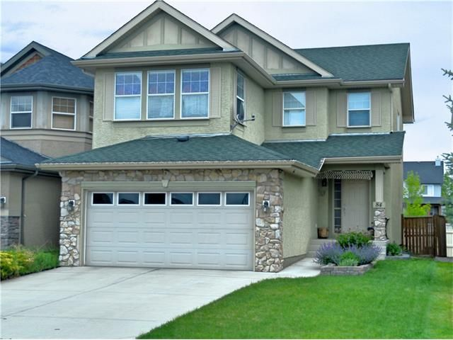 Main Photo: 84 EVERWILLOW Green SW in Calgary: Evergreen House for sale : MLS®# C4066825