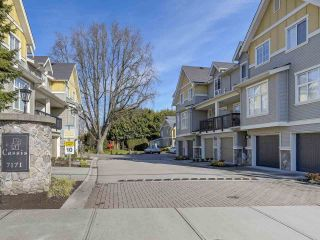 """Main Photo: 8 7171 STEVESTON Highway in Richmond: Broadmoor Townhouse for sale in """"CASSIS"""" : MLS®# R2246990"""