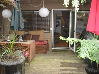 "Photo 3: 119 2190 W 7TH Avenue in Vancouver: Kitsilano Condo for sale in ""SUNSET WEST"" (Vancouver West)  : MLS®# V831443"