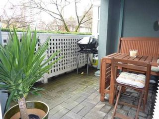 Photo 6: 104 1399 BARCLAY Street in Vancouver West: West End VW Home for sale ()  : MLS®# V879965