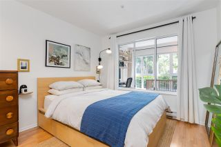 """Photo 24: 208 2133 DUNDAS Street in Vancouver: Hastings Condo for sale in """"HARBOURGATE"""" (Vancouver East)  : MLS®# R2589650"""