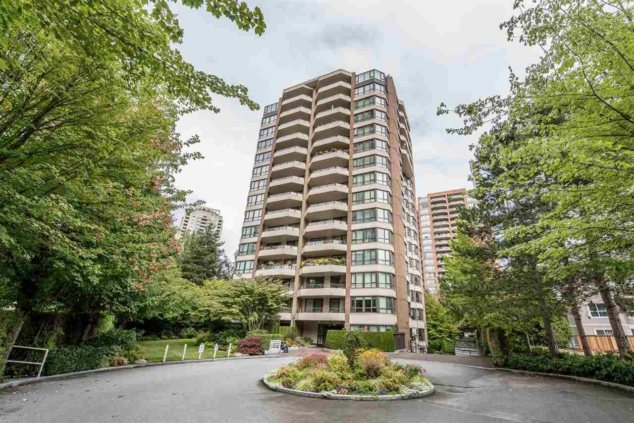"""Main Photo: 701 6152 KATHLEEN Avenue in Burnaby: Metrotown Condo for sale in """"EMBASSY"""" (Burnaby South)  : MLS®# R2318855"""