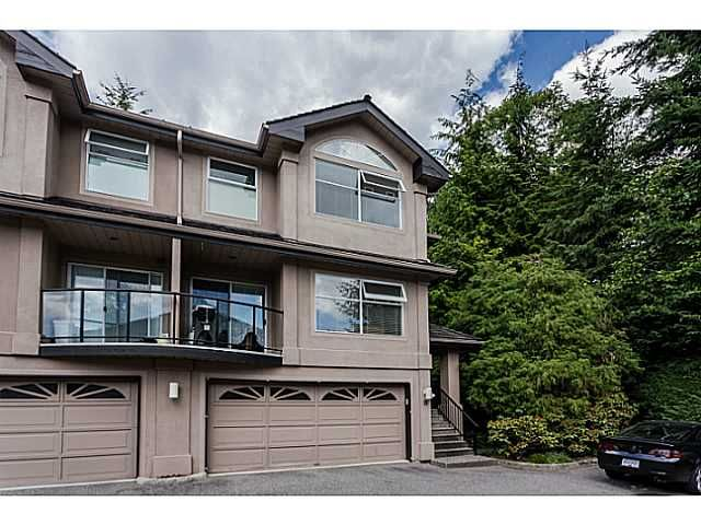 Main Photo: # 18 2951 PANORAMA DR in Coquitlam: Westwood Plateau Condo for sale : MLS®# V1138879