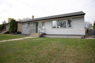 Photo 1: 716 Simpson Avenue in Winnipeg: East Kildonan Residential for sale (3B)  : MLS®# 202111309