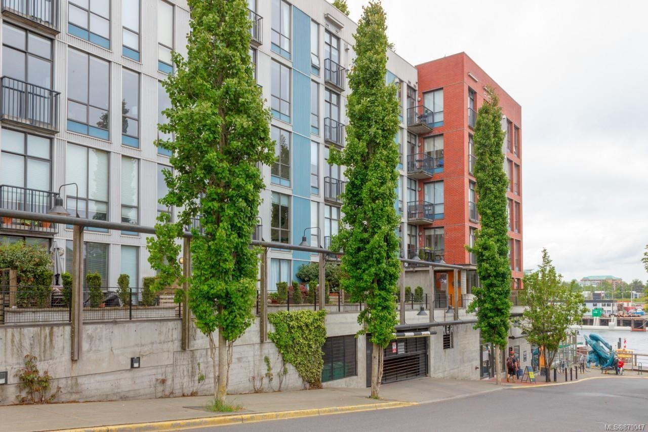 Main Photo: 418 409 Swift St in : Vi Downtown Condo for sale (Victoria)  : MLS®# 879047