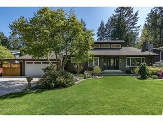 """Photo 1: 4130 206A Street in Langley: Brookswood Langley House for sale in """"Brookswood"""" : MLS®# R2275254"""