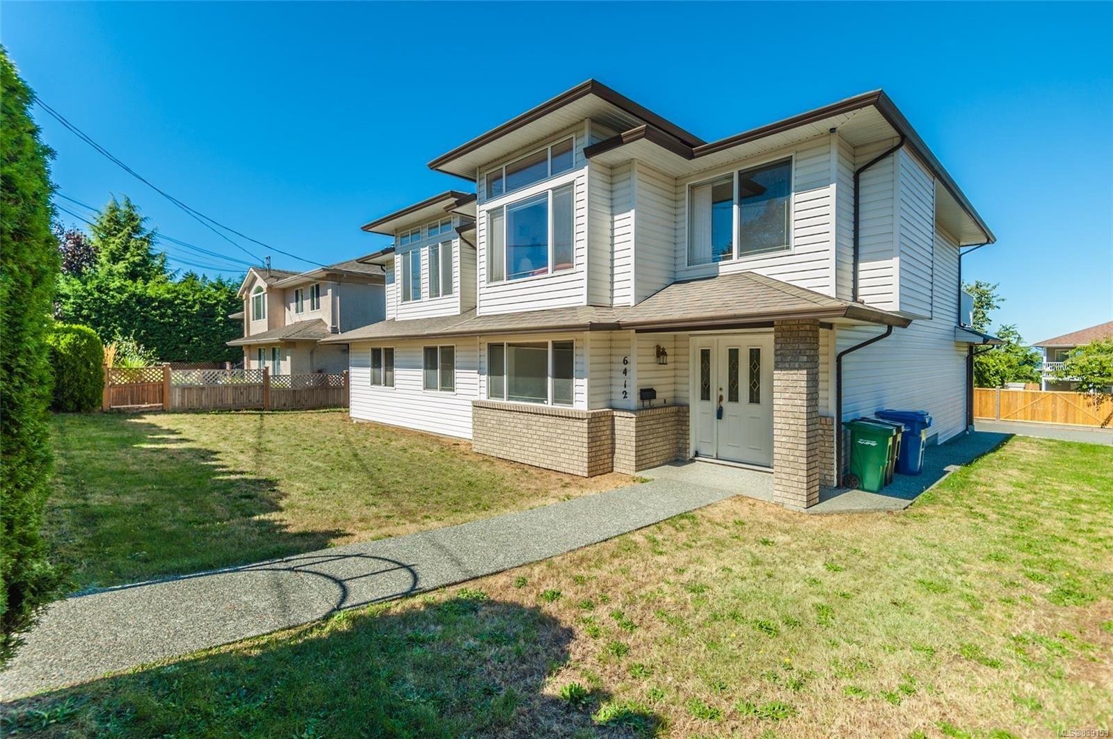 Photo 1: Photos: 6412 Dover Rd in NANAIMO: Na North Nanaimo House for sale (Nanaimo)  : MLS®# 839153