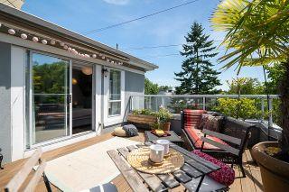 "Photo 36: PH3 3220 W 4TH Avenue in Vancouver: Kitsilano Condo for sale in ""Point Grey Estates"" (Vancouver West)  : MLS®# R2595586"
