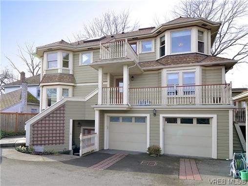 Main Photo: 4 118 St. Lawrence Street in VICTORIA: Vi James Bay Residential for sale (Victoria)  : MLS®# 319014