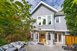 Photo 1: 2878 W 3RD Avenue in Vancouver: Kitsilano 1/2 Duplex for sale (Vancouver West)  : MLS®# R2620030