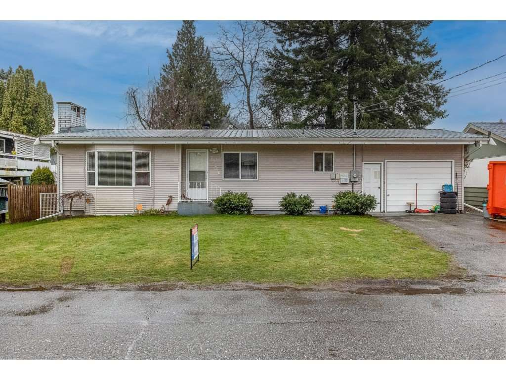 Main Photo: 33266 CHELSEA Avenue in Abbotsford: Central Abbotsford House for sale : MLS®# R2554974