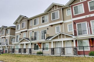 Photo 3: 63 Redstone Circle NE in Calgary: Redstone Row/Townhouse for sale : MLS®# A1141777