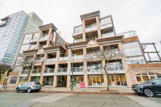 """Photo 39: 502 1529 W 6TH Avenue in Vancouver: False Creek Condo for sale in """"South Granville Lofts"""" (Vancouver West)  : MLS®# R2518906"""
