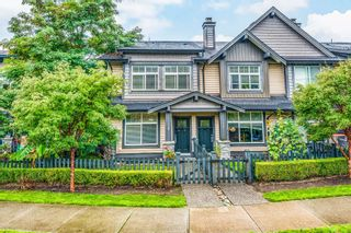 """Photo 1: 18 13819 232 Street in Maple Ridge: Silver Valley Townhouse for sale in """"BRIGHTON"""" : MLS®# R2619727"""