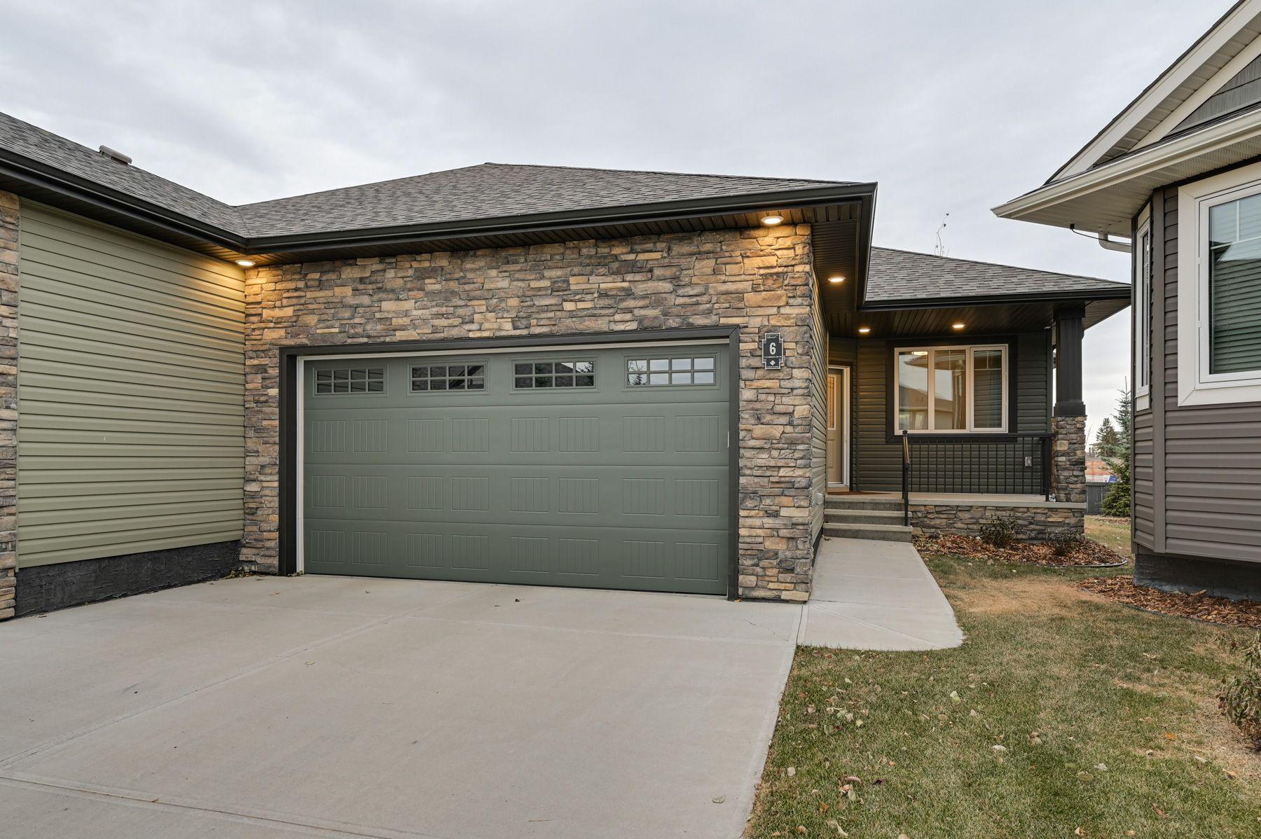 Main Photo: #6, 7115 Armour Link: Edmonton House Half Duplex for sale : MLS®# E4219991