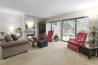 "Photo 2: 9891 MILLBROOK Lane in Burnaby: Cariboo Townhouse for sale in ""VILLAGE DEL PONTE"" (Burnaby North)  : MLS®# R2419462"