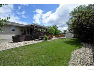 Photo 38: 27 CASTLE Place in Regina: Whitmore Park Residential for sale : MLS®# SK615002