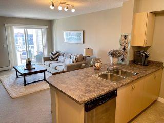 Photo 2: 411 920 156 Street in Edmonton: Zone 14 Condo for sale : MLS®# E4239362