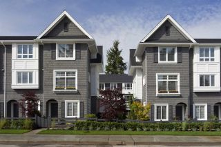 "Photo 1: 42 15152 91 Avenue in Surrey: Fleetwood Tynehead Townhouse for sale in ""FLEETWOOD MAC"" : MLS®# R2511507"