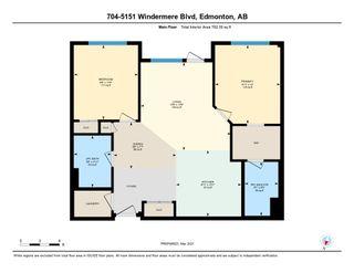 Photo 27: 704 5151 WINDERMERE Boulevard in Edmonton: Zone 56 Condo for sale : MLS®# E4238562