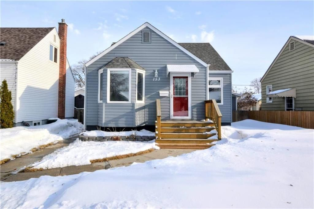Main Photo: 153 Tait Avenue in Winnipeg: Scotia Heights Residential for sale (4D)  : MLS®# 202004938
