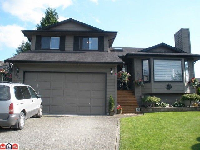 Main Photo: 5021 201 Street in Langley: Langley City House for sale : MLS®# F1007222