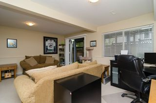 """Photo 22: 3 20589 66 Avenue in Langley: Willoughby Heights Townhouse for sale in """"Bristol Wynde"""" : MLS®# F1414889"""