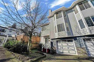 """Photo 1: 104 2003 CLARKE Street in Port Moody: Port Moody Centre Townhouse for sale in """"WILLOW ESTATES"""" : MLS®# R2516317"""