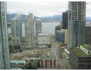 """Photo 5: 2104 1200 W GEORGIA Street in Vancouver: West End VW Condo for sale in """"RESIDENCES ON GEORGIA"""" (Vancouver West)  : MLS®# V673530"""