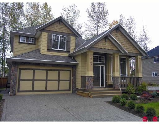 Main Photo: 8188 211TH Street in Langley: Willoughby Heights House for sale : MLS®# F2907120