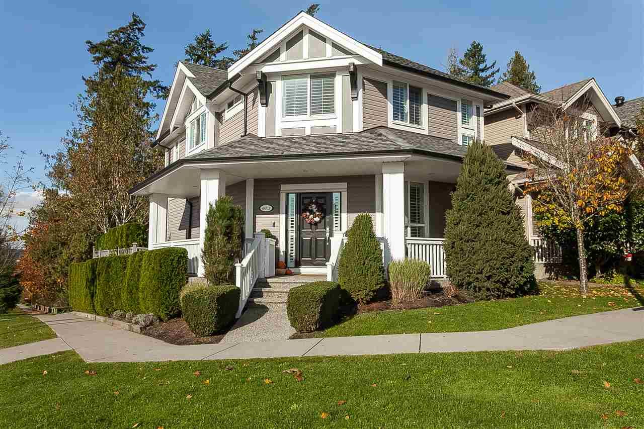 """Main Photo: 6007 164 Street in Surrey: Cloverdale BC House for sale in """"Vistas West"""" (Cloverdale)  : MLS®# R2415621"""