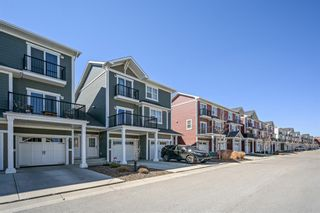 Photo 32: 1303, 881 Sage Valley Boulevard NW in Calgary: Sage Hill Row/Townhouse for sale : MLS®# A1095405