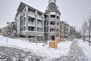 Photo 2: 409 25 Auburn Meadows Avenue SE in Calgary: Auburn Bay Apartment for sale : MLS®# A1067118