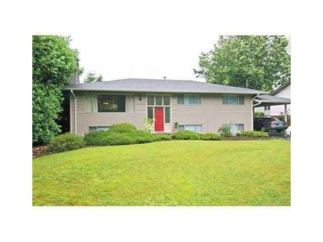 Main Photo: 21507 RIVER Road in Maple Ridge: West Central House for sale : MLS®# V998756
