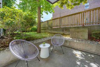 """Photo 23: 105 1845 W 7TH Avenue in Vancouver: Kitsilano Condo for sale in """"Heritage At Cypress"""" (Vancouver West)  : MLS®# R2591030"""