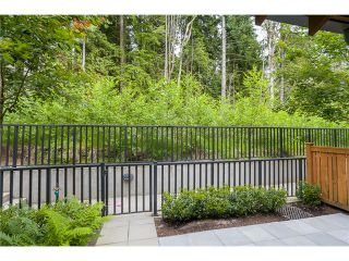 """Photo 12: 11 3431 GALLOWAY Avenue in Coquitlam: Burke Mountain Townhouse for sale in """"NORTHBROOK"""" : MLS®# V1069633"""