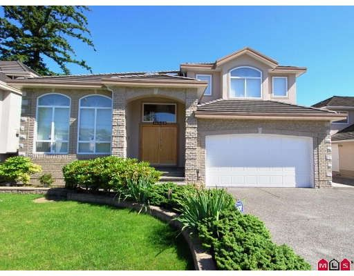 Main Photo: 16539 108TH Avenue in Surrey: Fraser Heights House for sale (North Surrey)  : MLS®# F2819287