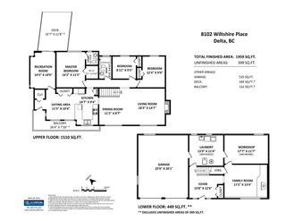 """Photo 37: 8102 WILTSHIRE Place in Delta: Nordel House for sale in """"CANTERBURY HEIGHTS"""" (N. Delta)  : MLS®# R2586961"""