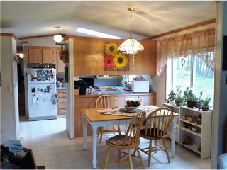 Photo 1: 108 LIKELY Road: 150 Mile House Manufactured Home for sale (Williams Lake (Zone 27))  : MLS®# N219553