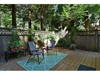 """Photo 17: 102 9154 SATURNA Drive in Burnaby: Simon Fraser Hills Townhouse for sale in """"MOUNTAIN WOOD"""" (Burnaby North)  : MLS®# V1141156"""