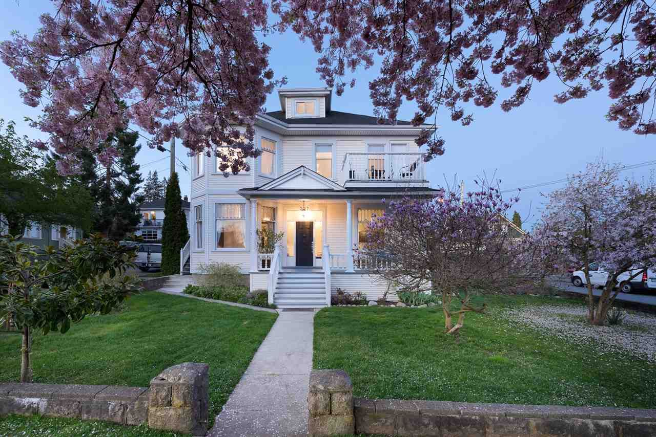 """Main Photo: 227 THIRD Street in New Westminster: Queens Park House for sale in """"Queen's Park"""" : MLS®# R2568032"""
