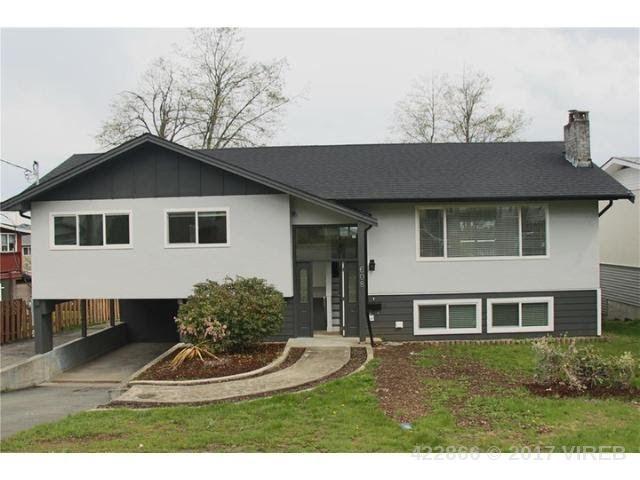 Main Photo: 608 Lambert Avenue in Nanaimo: House for sale : MLS®# 422866